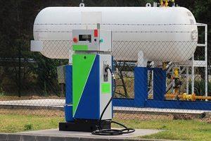 Erdgas ist ein alternativer Kraftstoff.