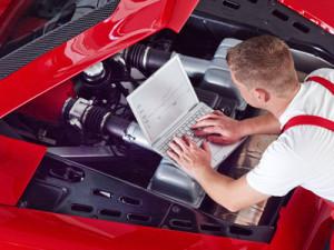 Beim Eco-Tuning wird die Software der Motorelektronik modifiziert.