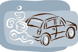 Bei der Verwendung von Pöl wird etwa 50% weniger Ruß ausgestoßen als bei herkömmlichem Diesel.