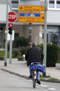 Trotz der mitunter geringen Spritpreise in Hannover greifen viele Menschen auf das Fahrrad zurück.